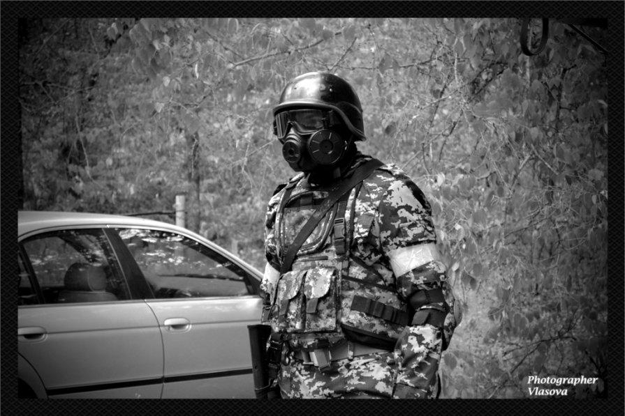 Солдат - Анастасия Власова