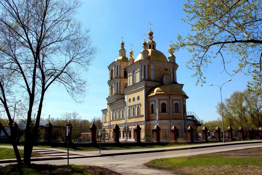 Дорога к храму - Радмир Арсеньев