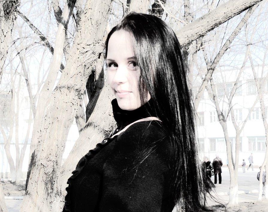 девушка - ольга иванченко