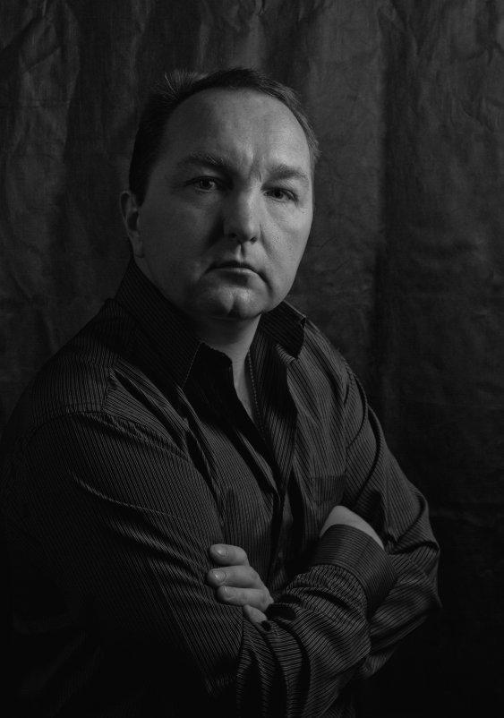 Автопортрет - Виталий Острецов