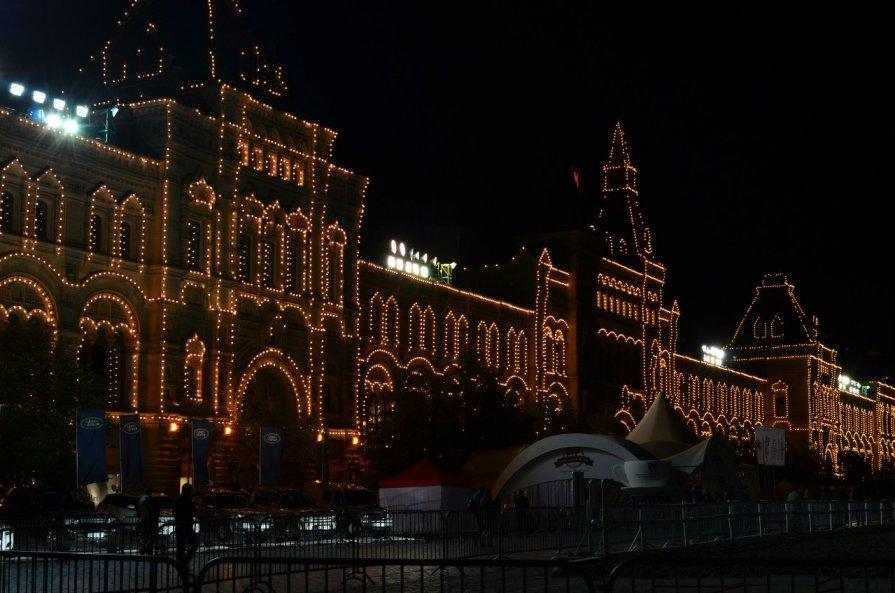 Красная площадь - vitali bezushka