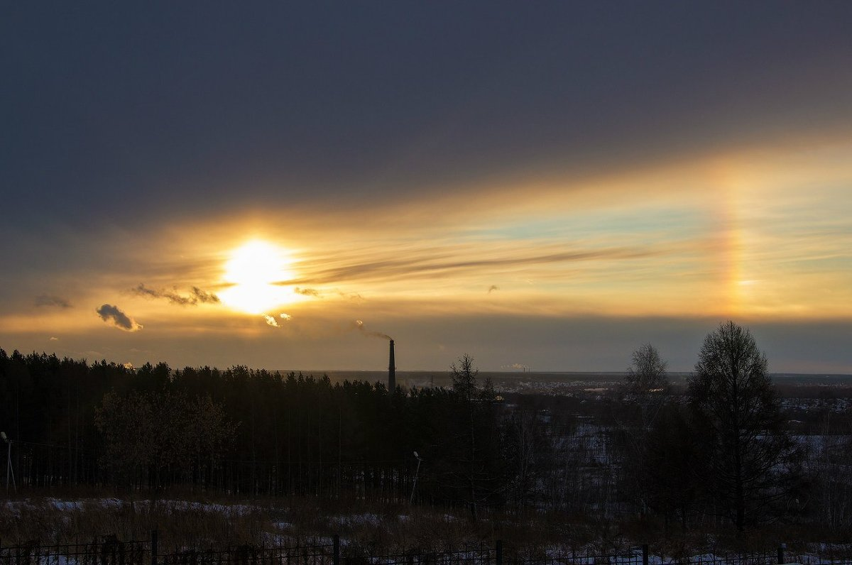 Утро в новосибирском Планетарии - Антон Ильяшенко