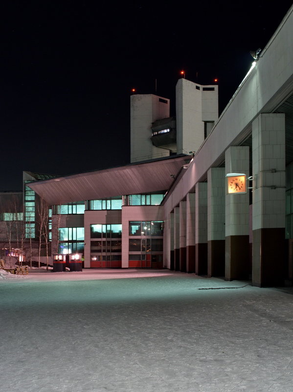Новый взгляд на старый вокзал - Алексей Некрасов