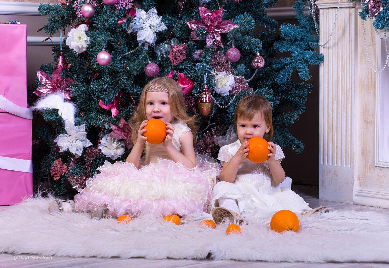 скоро Новый год... - Ольга Соболева