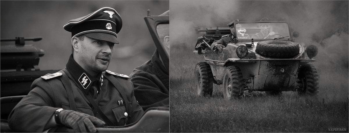 VW 166 Schwimmwagen 1941 (серия МОТОРЫ ВОЙНЫ) - Виктор Перякин