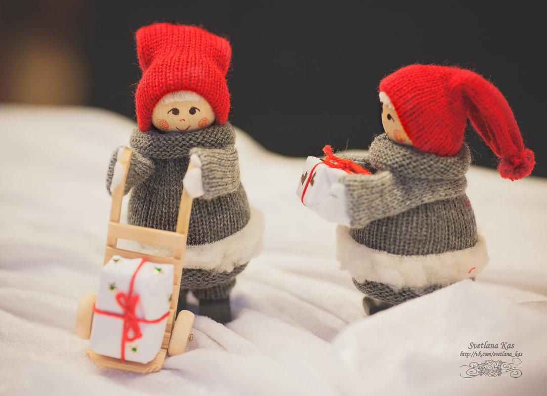 Новогоднее настроение - Svetlana Kas