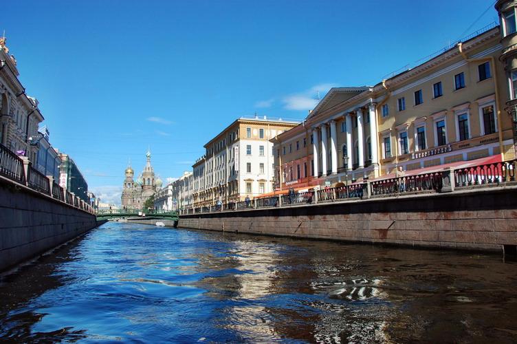 Каналы Санкт-Петербурга - Марина Витушкина