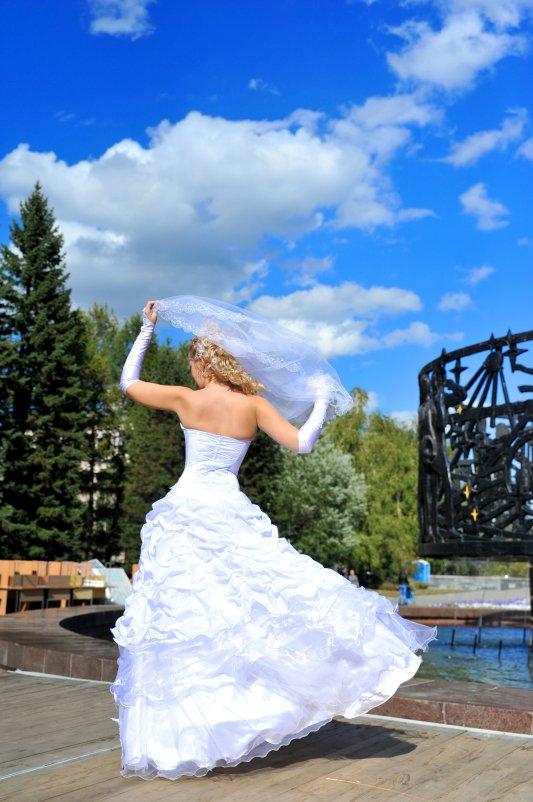 Свадьба Татьяны и Александра - Алеся Самульцева