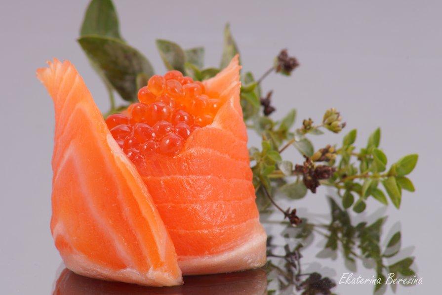 Рыбные деликатесы - Екатерина Березина
