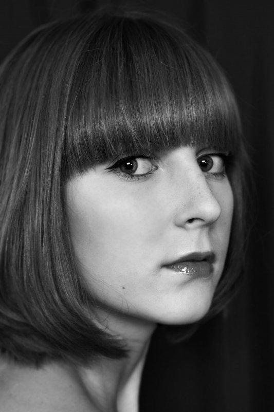 автопортрет - Ольга Вандермильц