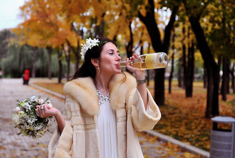 Сбежавшая невеста! - Серега Богомоленков