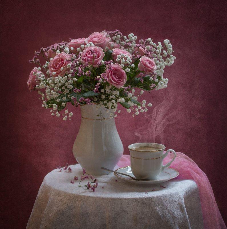 Розовое настроение. - Юлия Холодкова