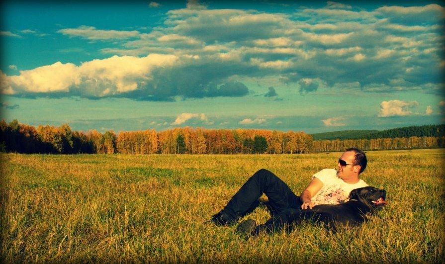 Осень - Алексей Кепычъ