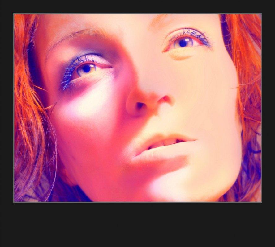 Психоделический гламур;) - Never Forever