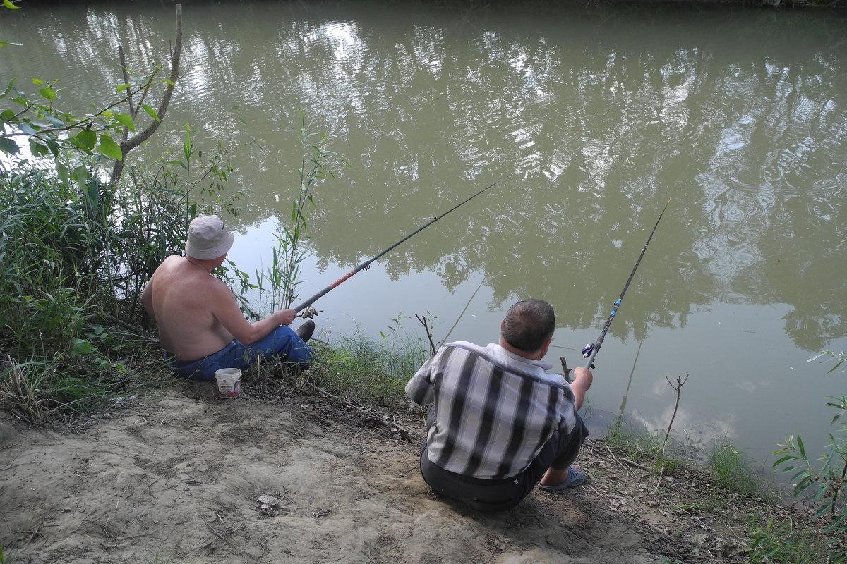 отдых в адыгее с рыбалкой