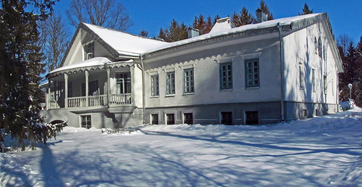 дом-музей Н.И.Пирогова - юрий иванов