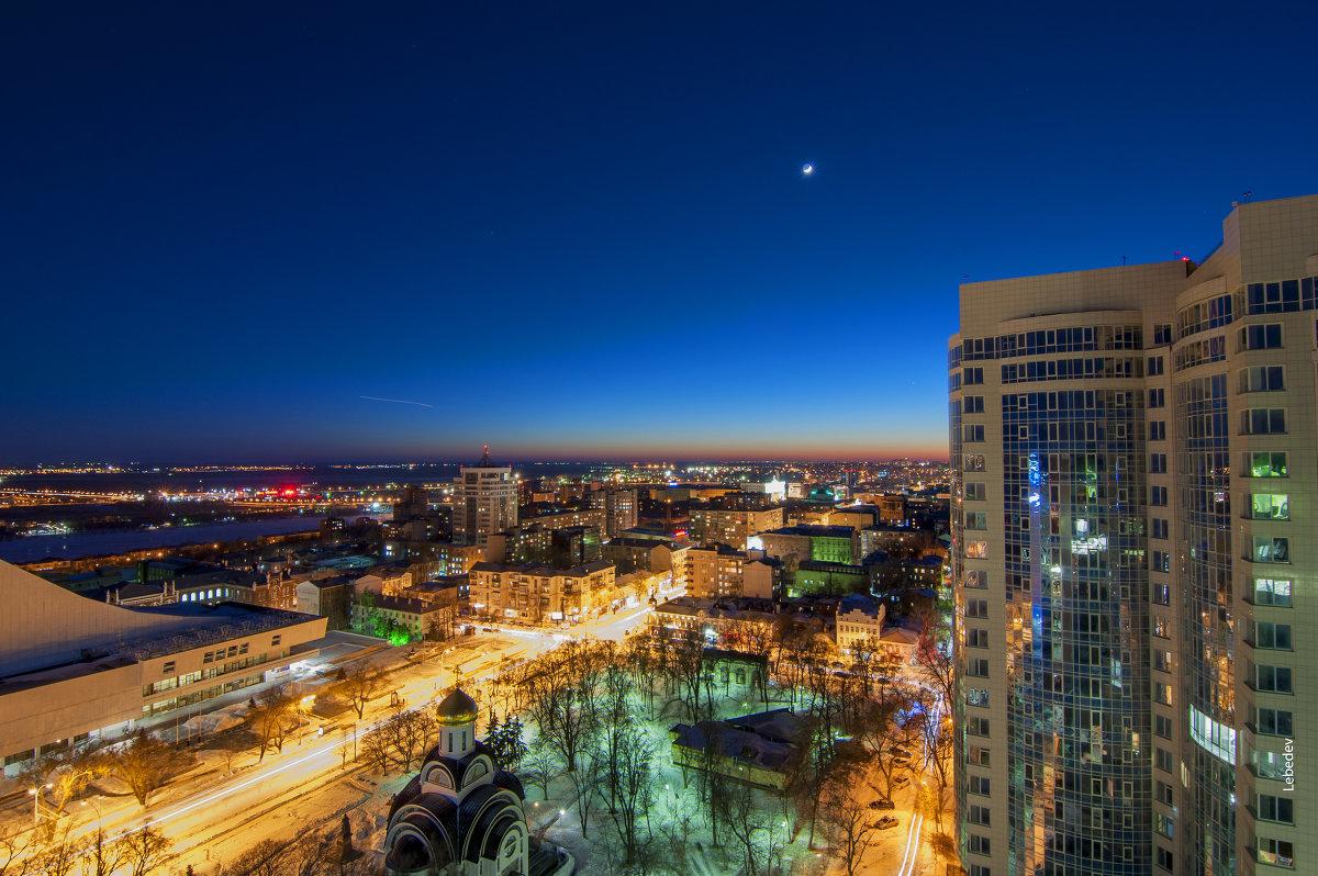 My city - Алексей Лебедев
