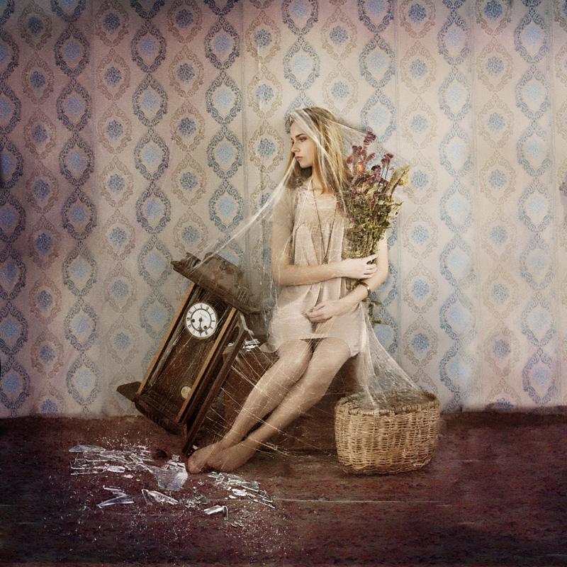 Натюрморт с осколками - Мария Молчанова