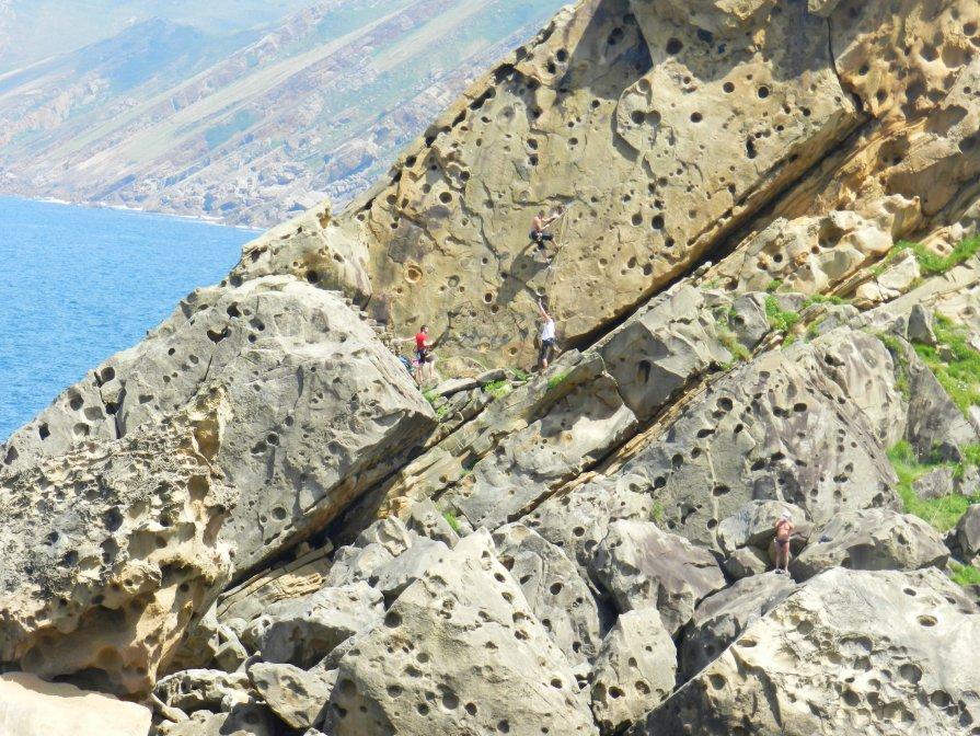 скалы Испании - Oleg Zubak