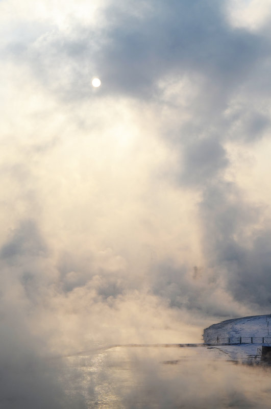 мороз и туман - Зоя Яковлева