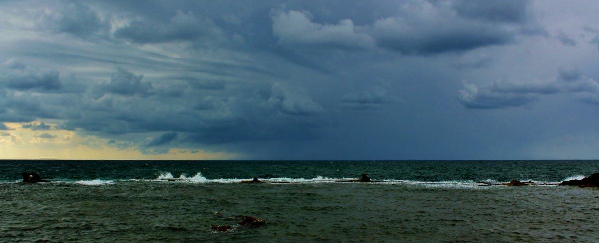 Средиземное  море.. - Natalia