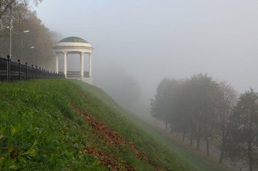 утренний туман - сергей ершов