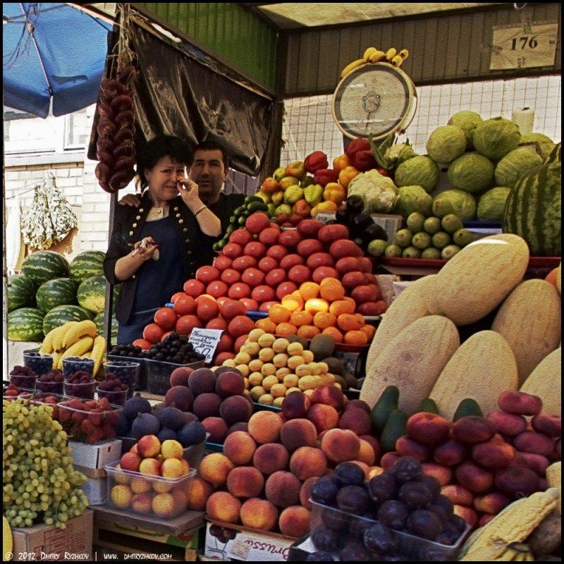 На рынке - DR photopehota