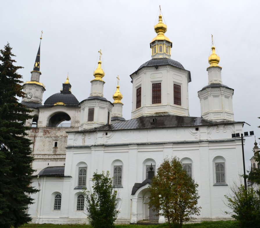 Великий Устюг - Tatyana Semerik