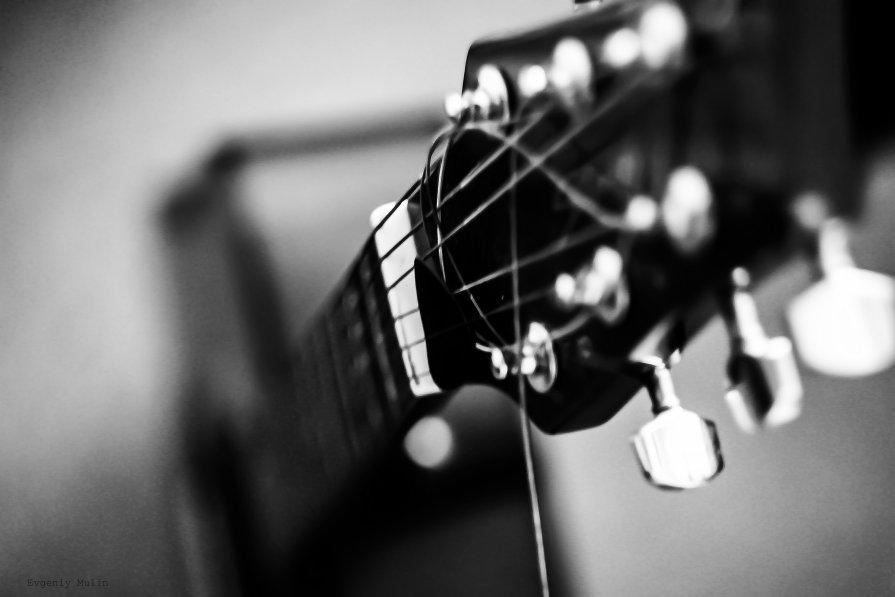 guitar - Евгений Мулин