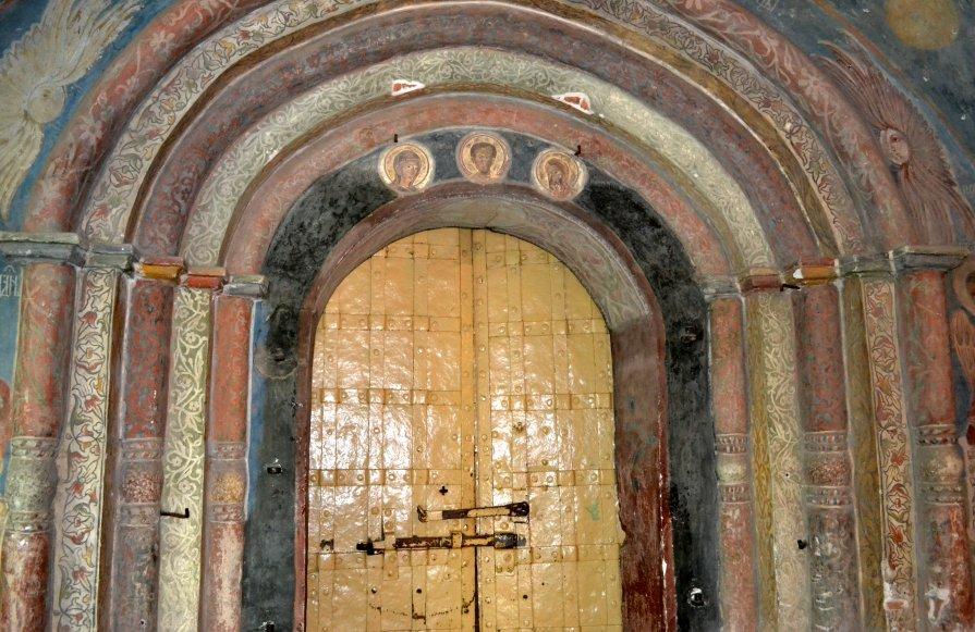 Врата рая - Tatyana Semerik