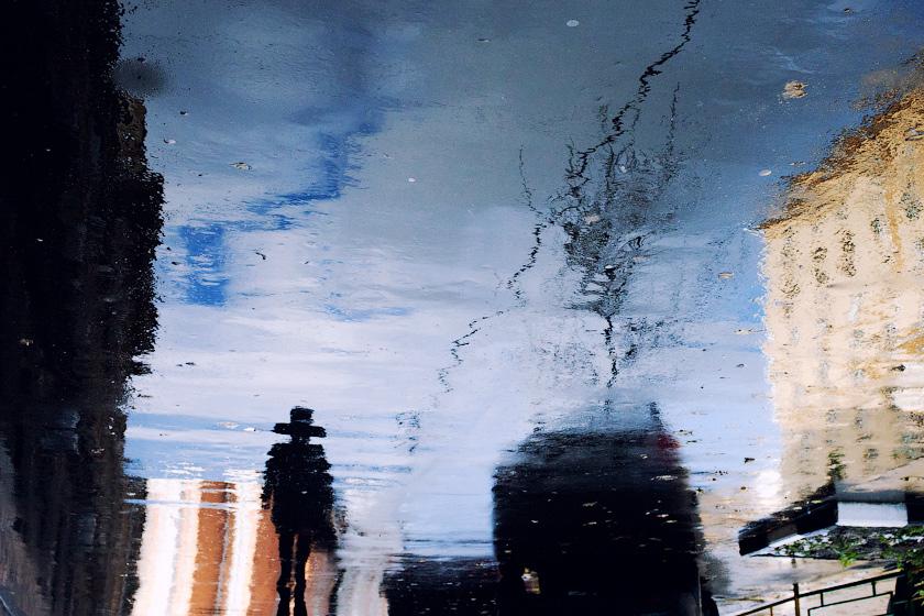отражения - Илья Покровский