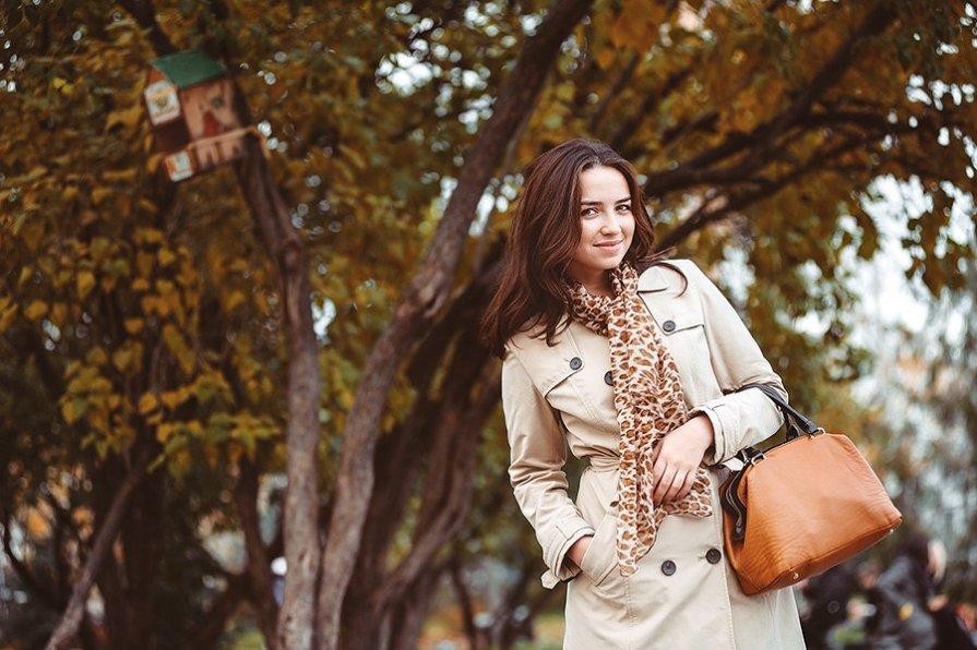 Портретная фотосъемка - Ольга Самойлова