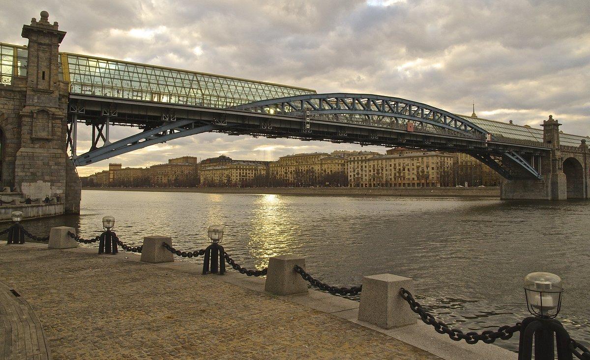 Андреевский мост - Miha Шохин