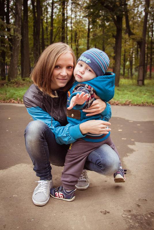 мама и сын - Ольга Сократова