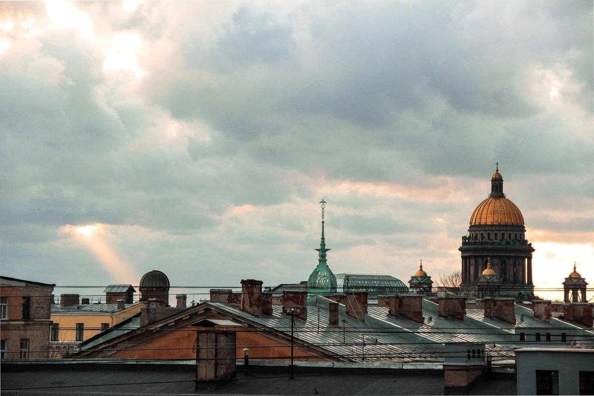 На крыше - Annie Kuzz