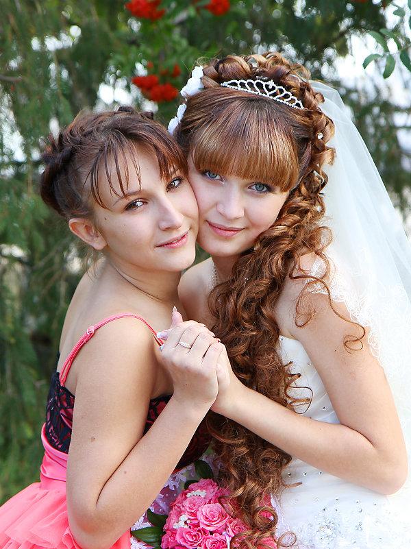 Две сестрёнки - Светлана Шаповалова