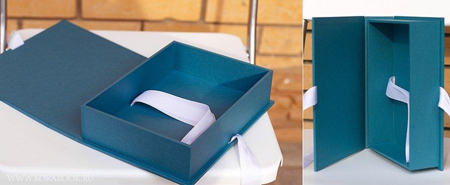 Как сделать коробок для фото 80
