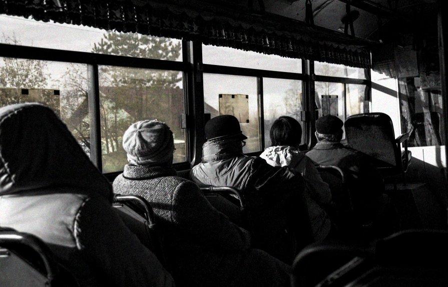 серые будни - Георгий Маркарьянц