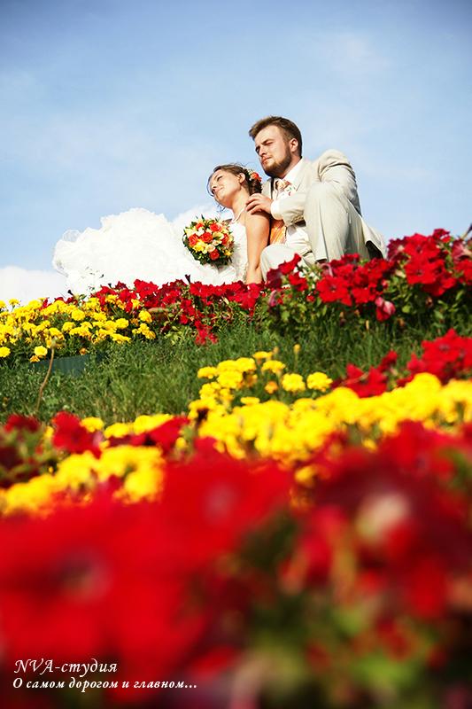 на небесах... - Нина и Валерий Андрияновы