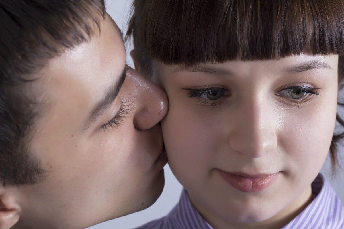 Легкий поцелуй - Марина Кириллова