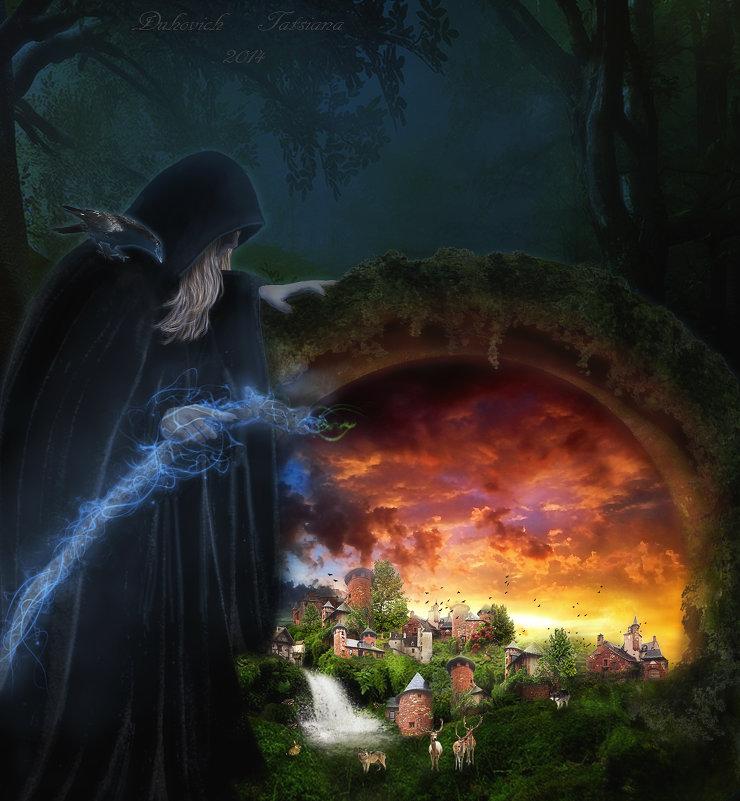 Ведьма - Tatsiana Dukhovich