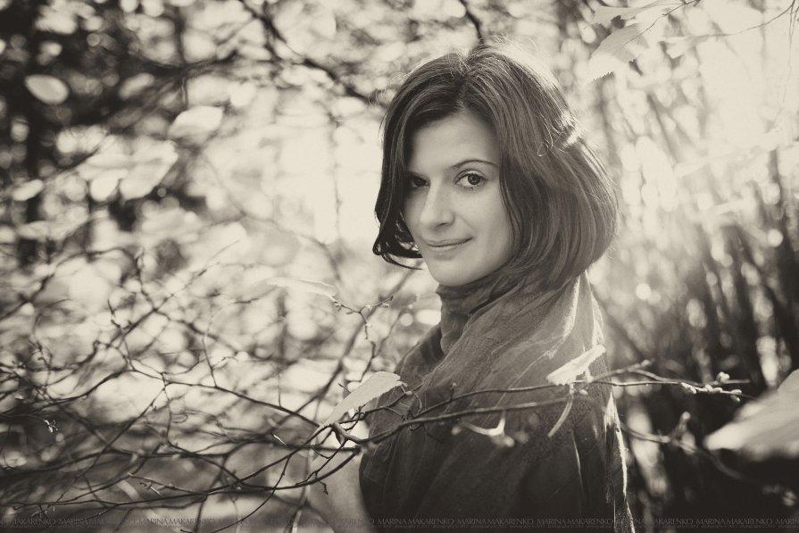 Осень - Марина Макаренко