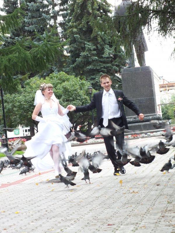 Свадьба Тани и Миши - Юлия Кобелева