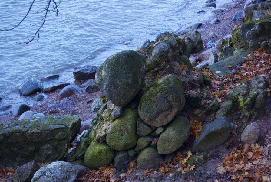 Камни старой крепости - vik zhavoronka