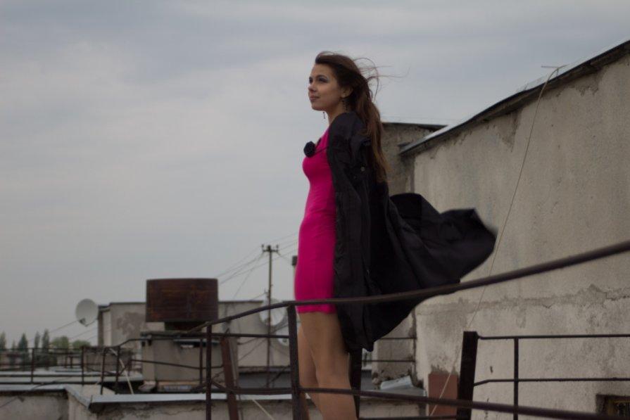 На крыше дома моего) - Анжелика Нестеренко
