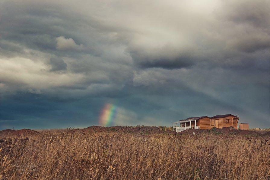 Осенняя радуга - Марта Май