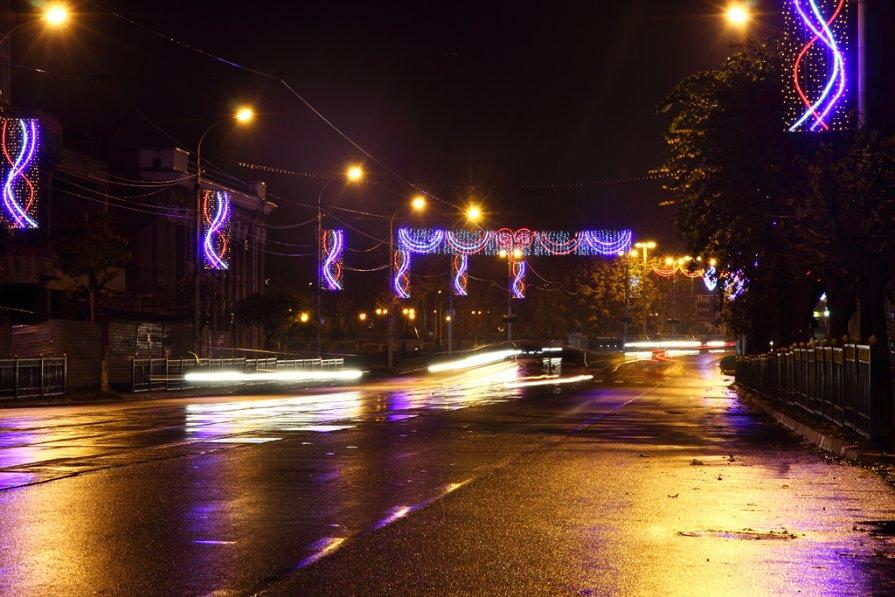 Ночной город - Алан Мамуков