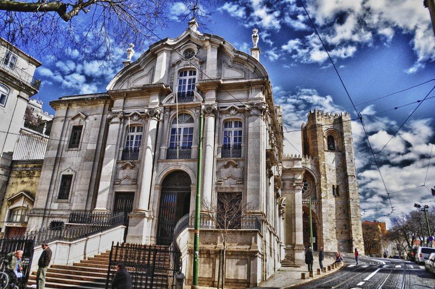 Igreja de Santo António de Lisboa (Лиссабон Церковь Святого Антония) - Yuriy Rogov