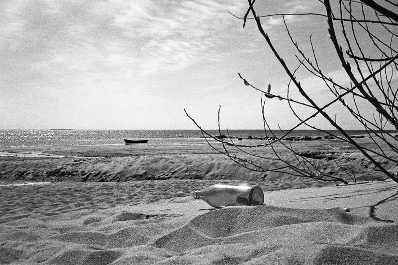 Финский залив, Репино. 1987 г. - Марк Васильев