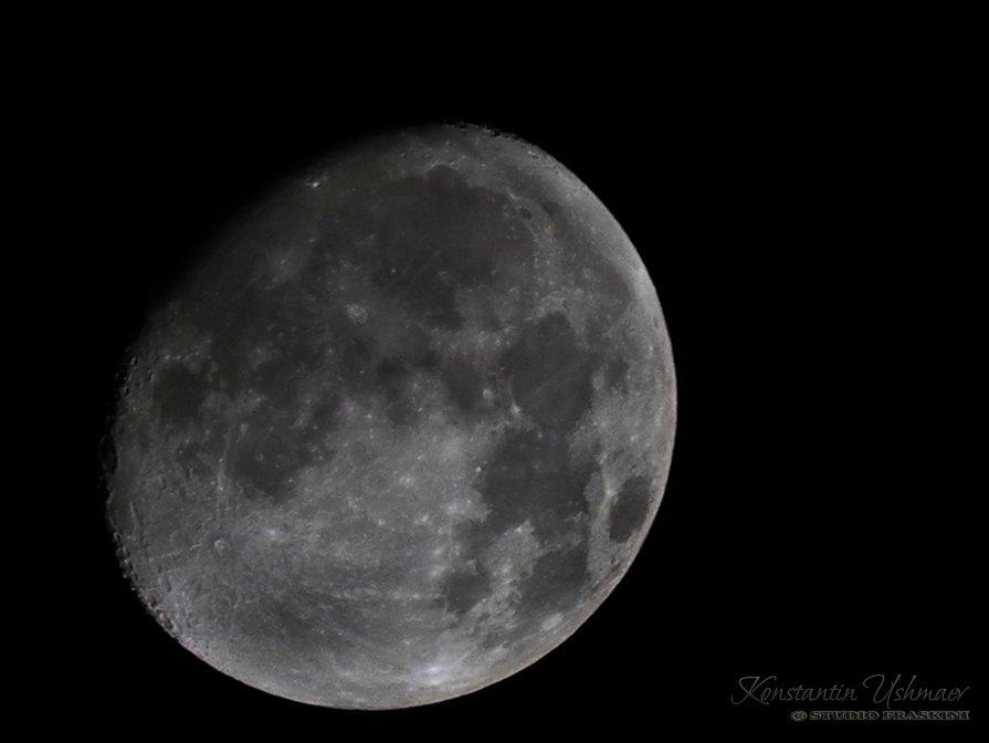 The Moon. - Константин Ушмаев